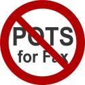 No POTS for Fax