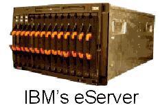 IBM's eServer